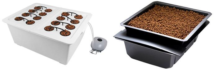sistemi idroponici per growbox