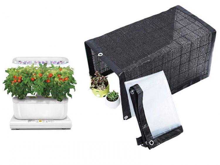 giardinaggio e idroponica
